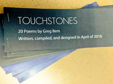 touchstones by greg bem