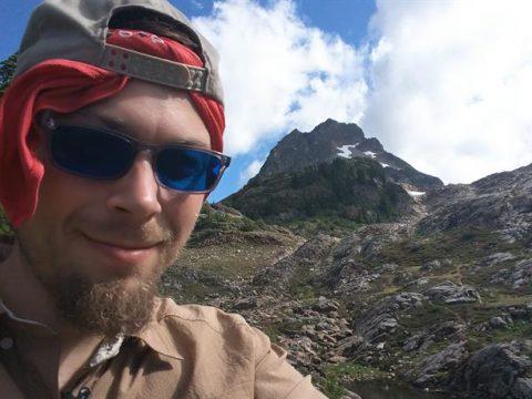 hiker poet greg bem