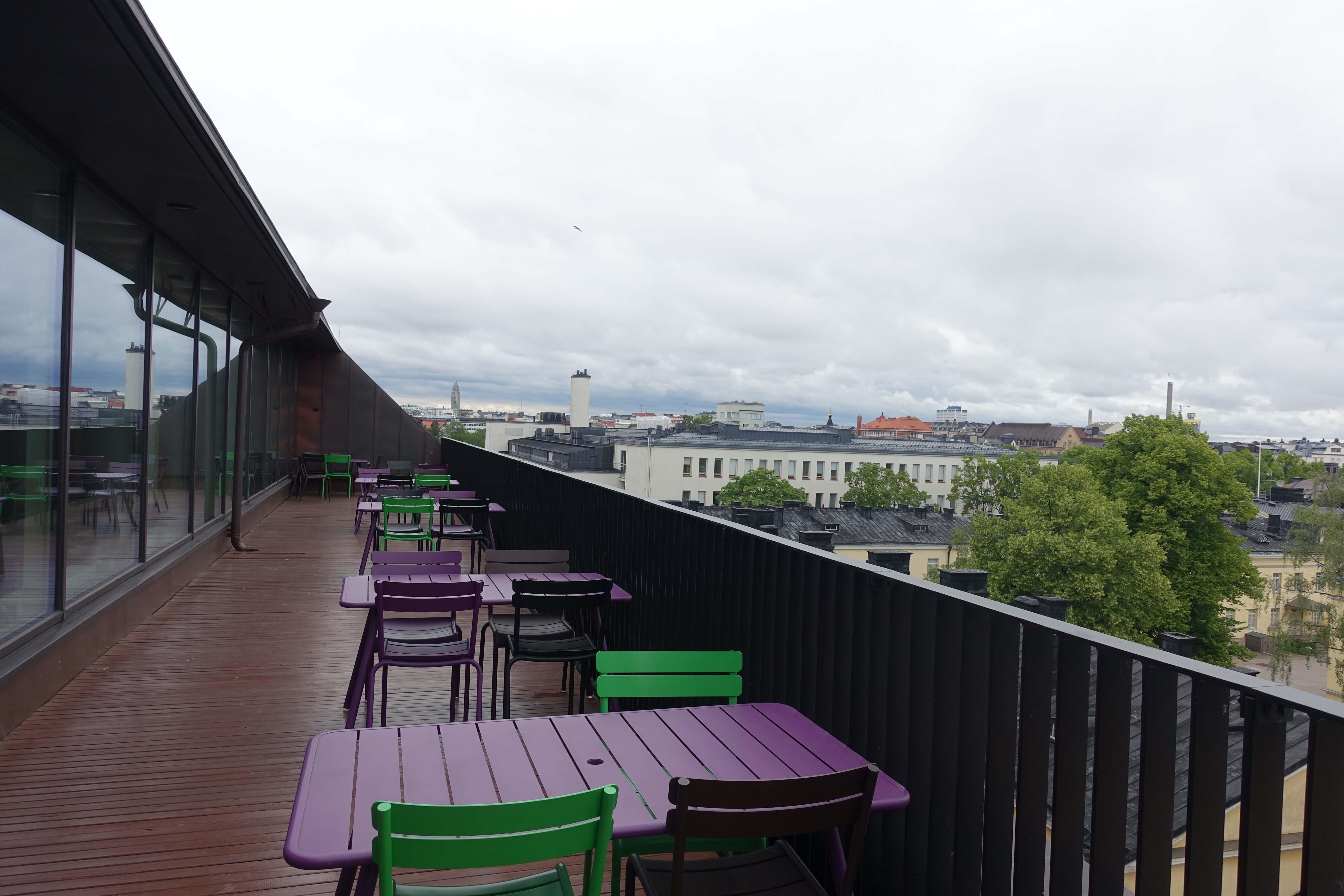 Helsinki University Library 5