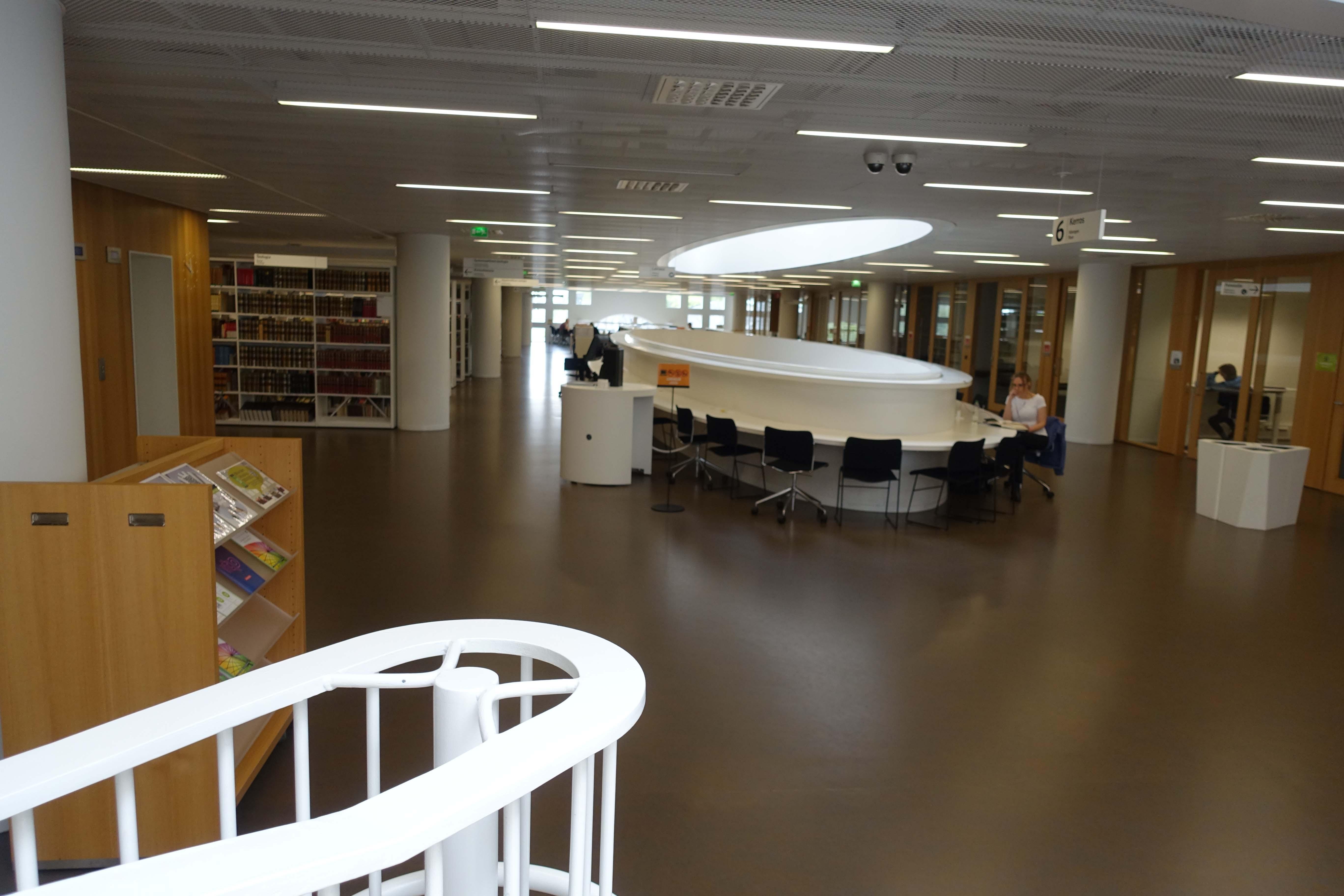 Helsinki University Library 7