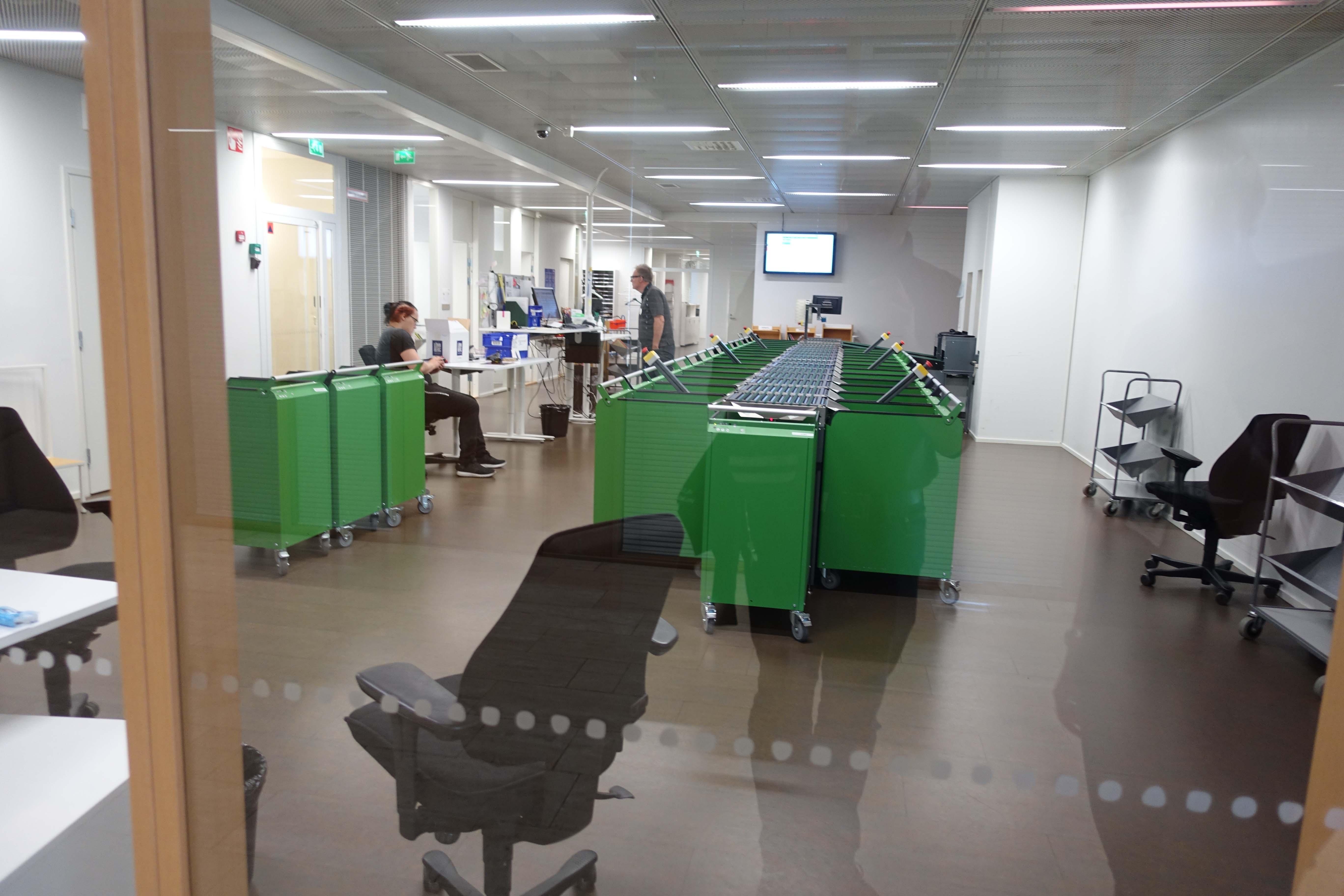 Helsinki University Library 13
