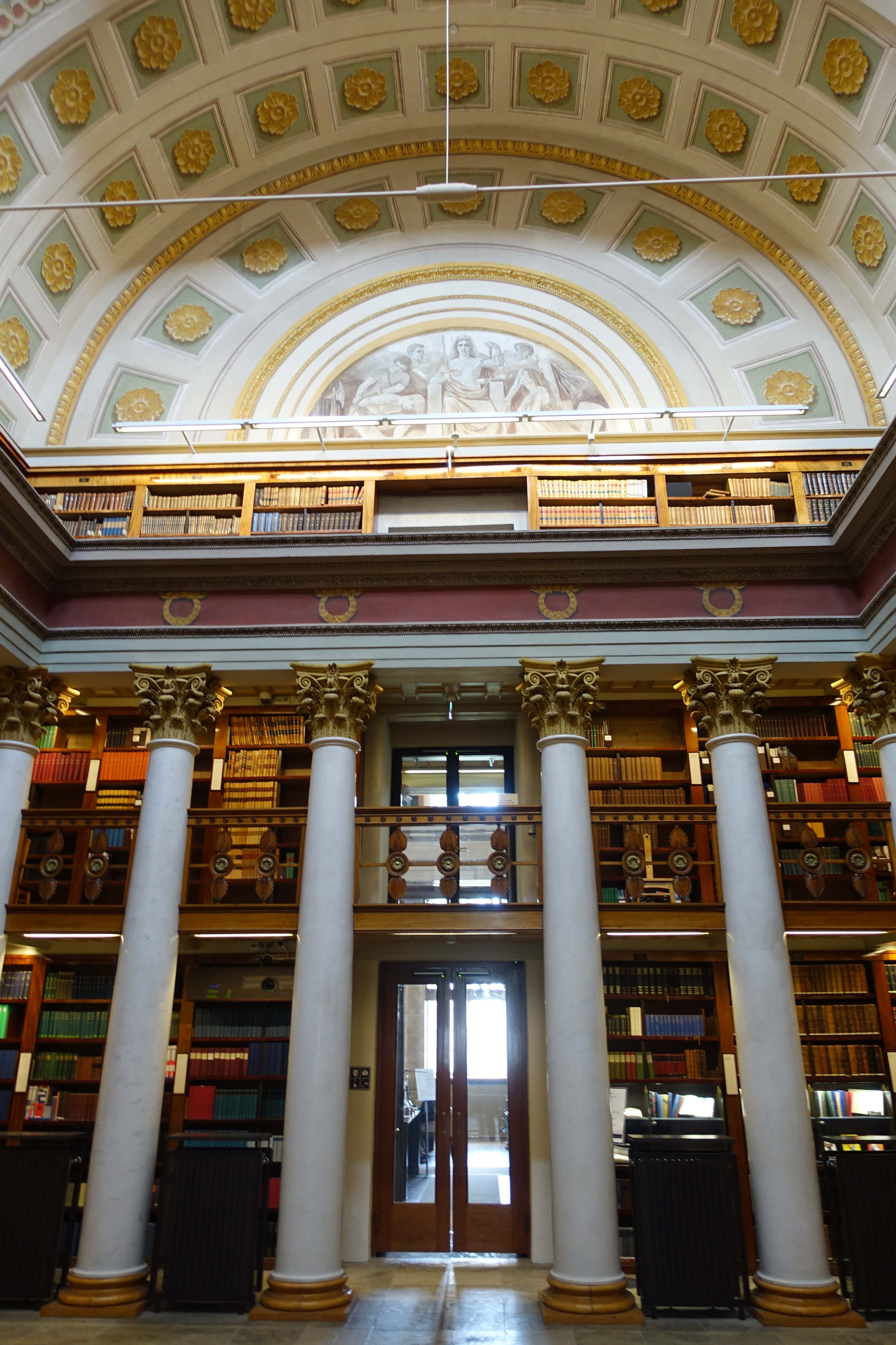 National Library of Finland 3 - Interior