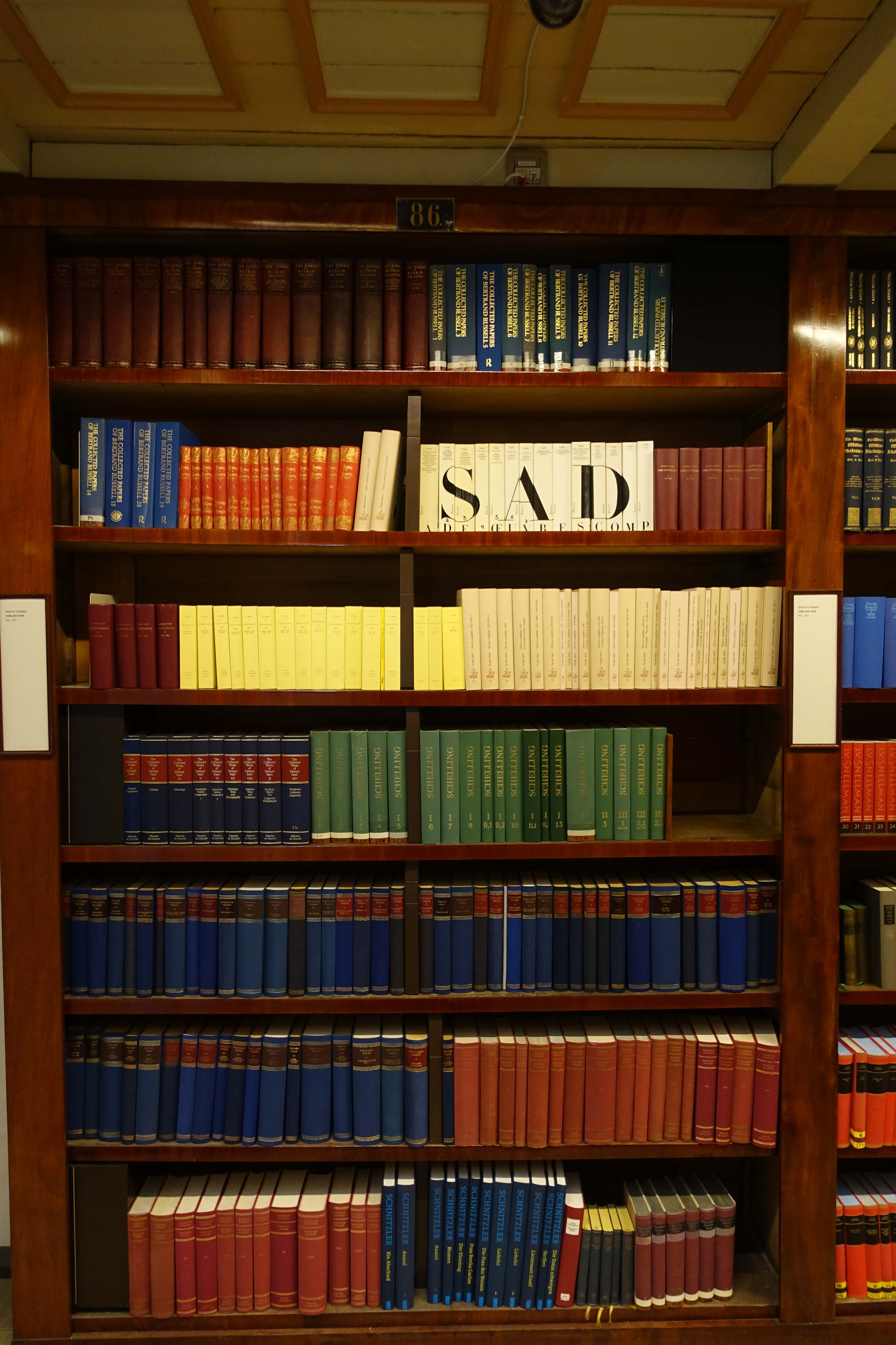 National Library of Finland 12 - Sad Collection