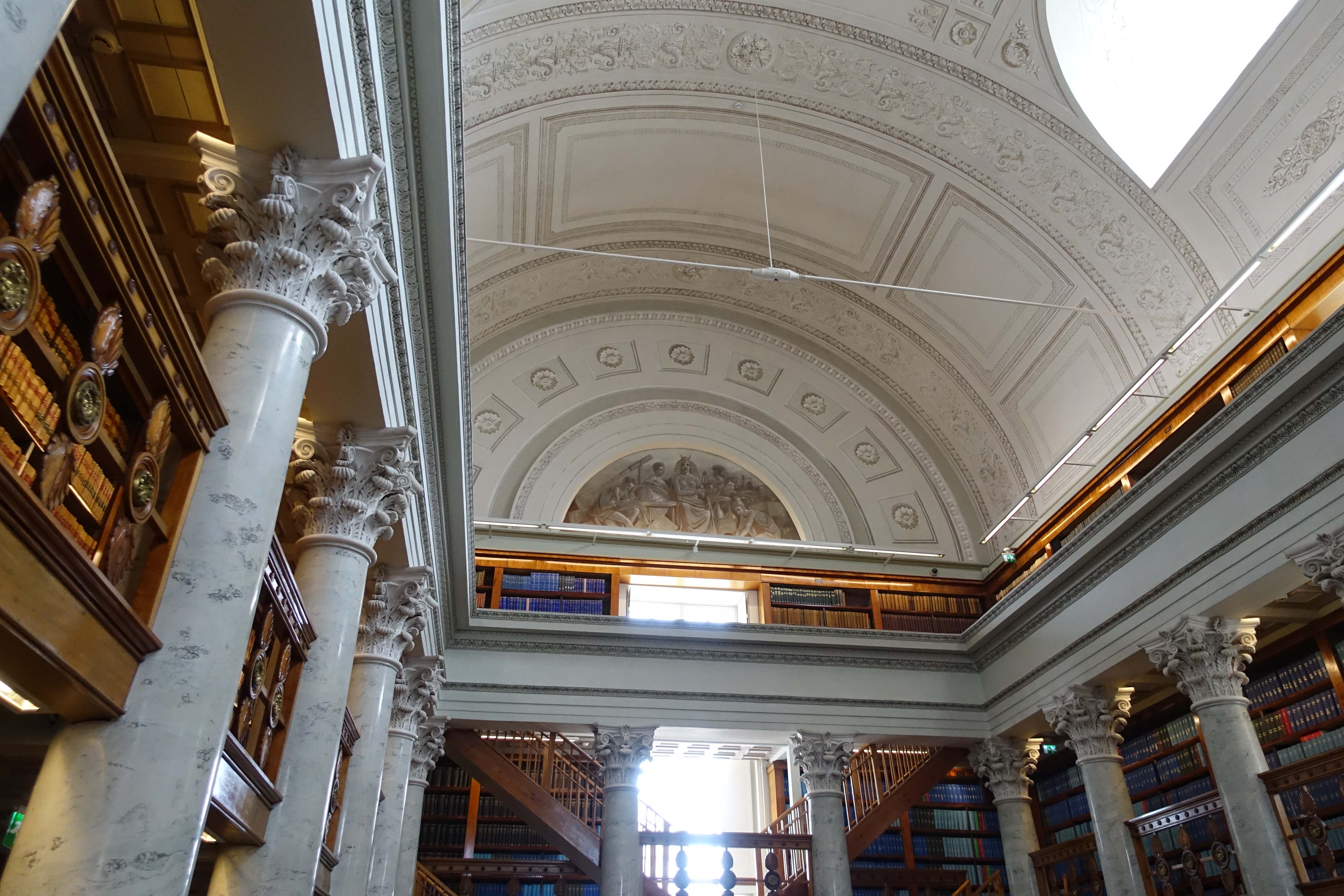 National Library of Finland 12 - More Interior