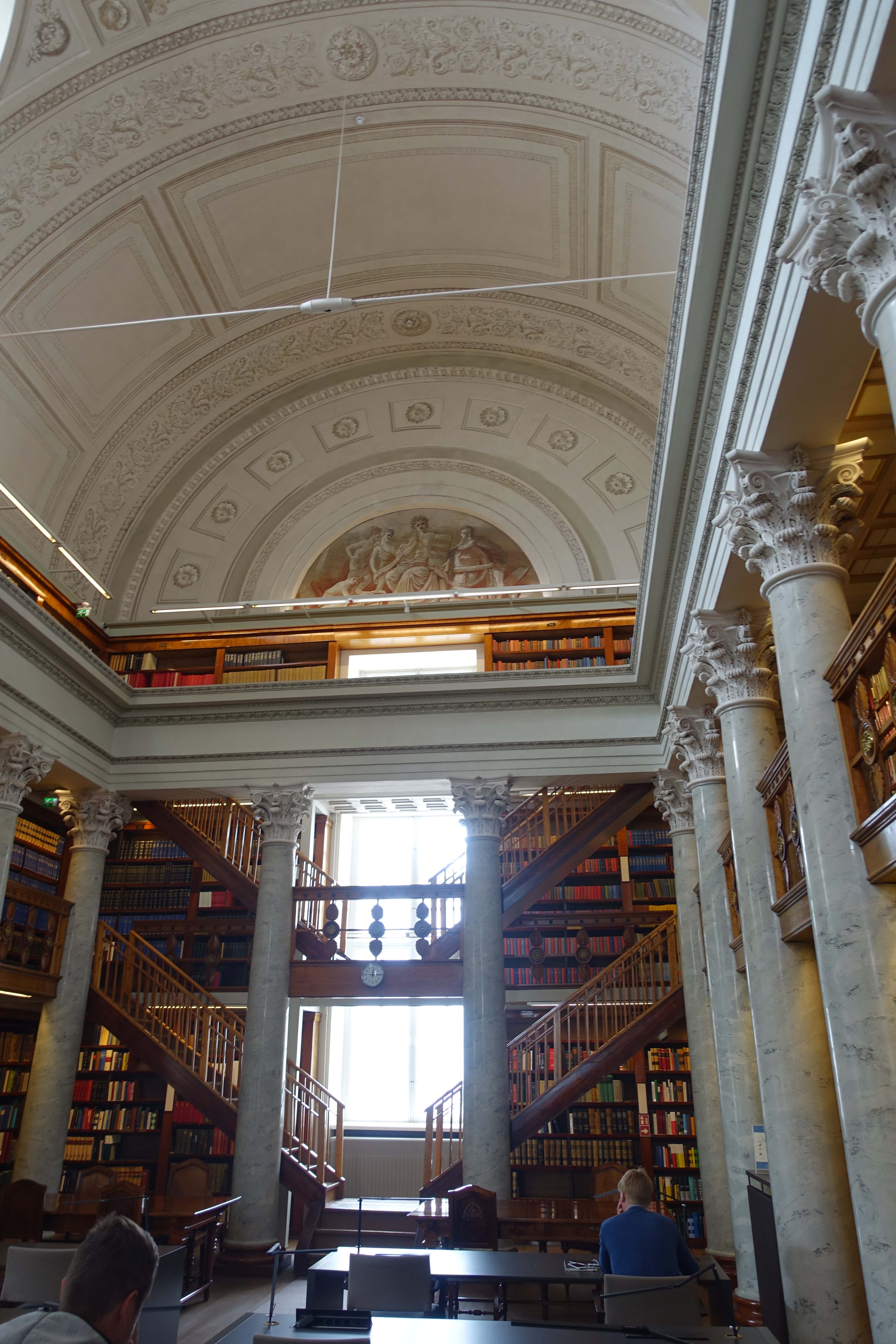 National Library of Finland 15 - More Interior