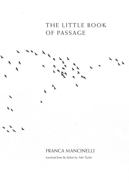 little book of passage by franca mancinelli