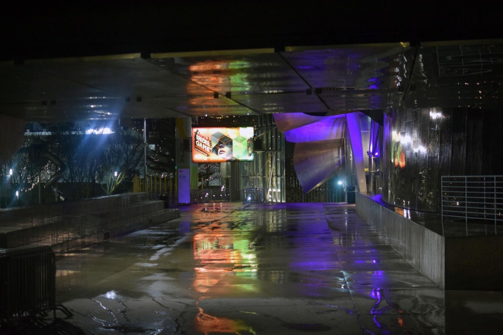 Experience Music Project (EMP) 3