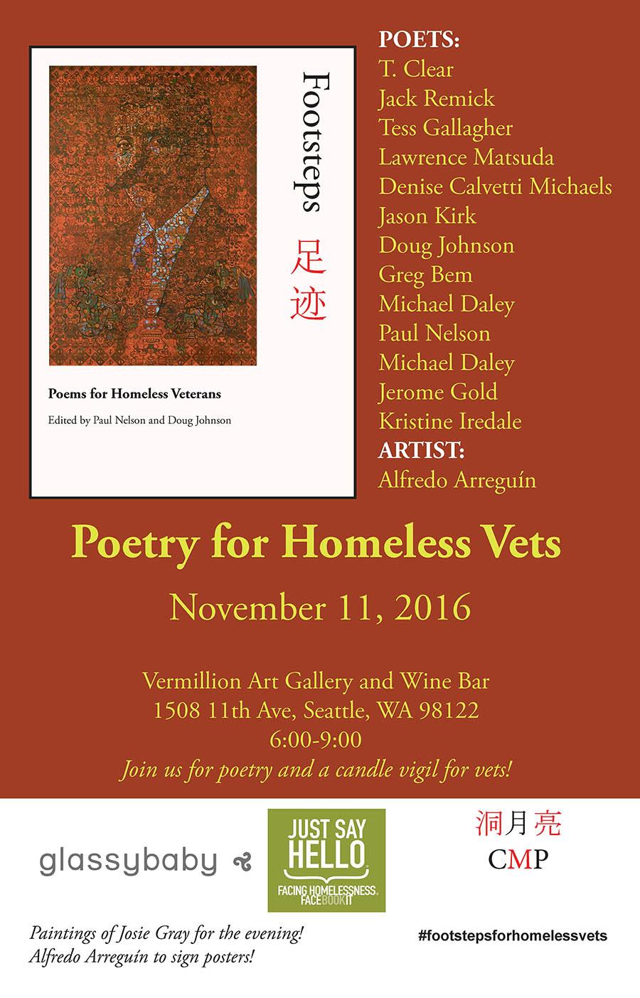 poetry homeless vets