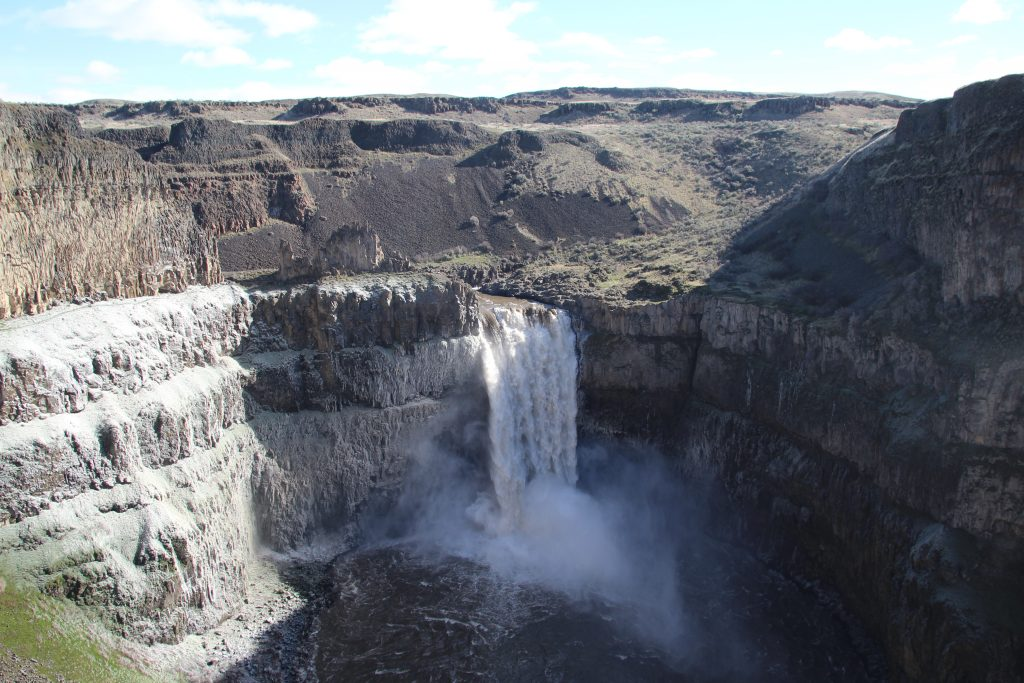 The Palouse Falls