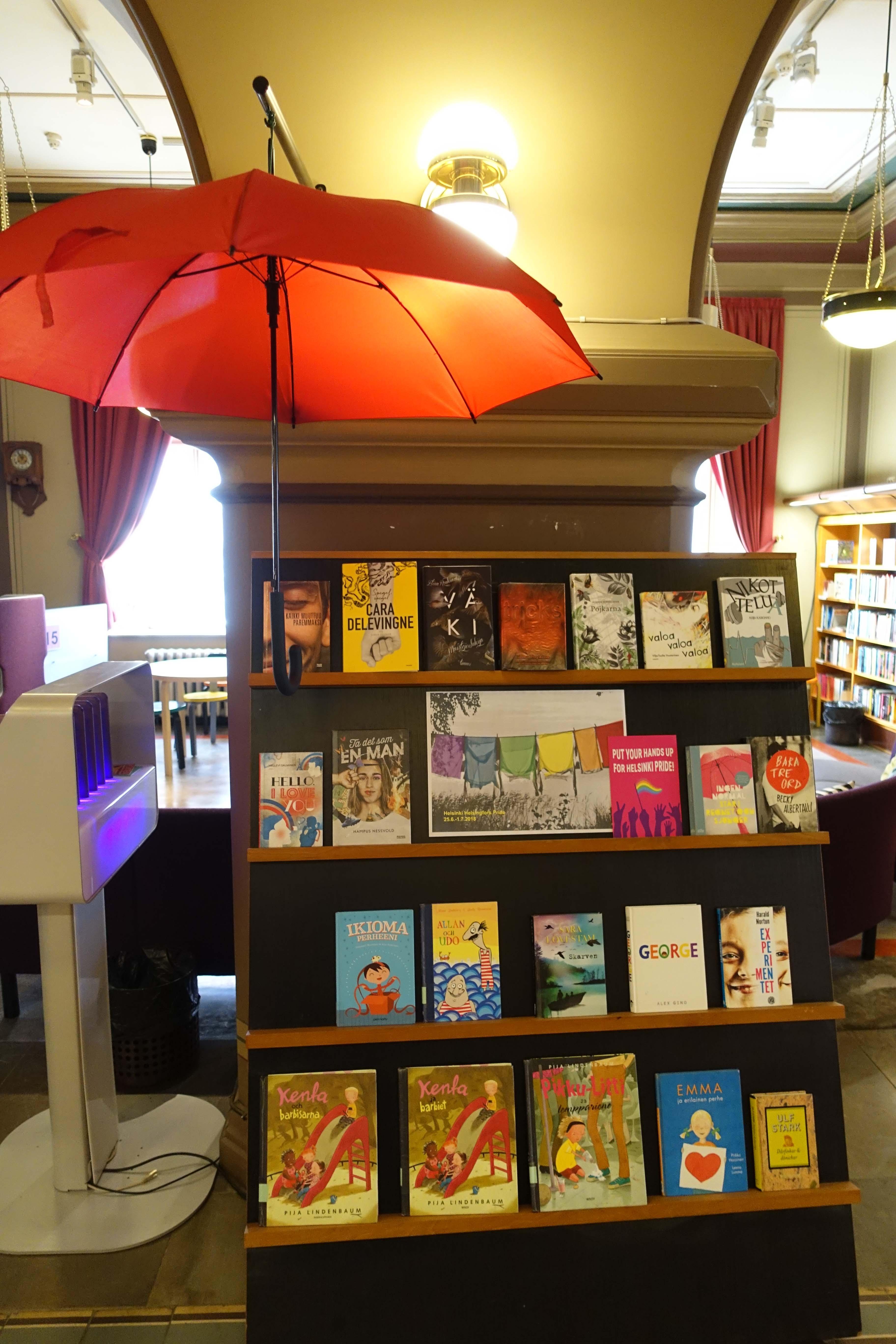 Finland's Kallio Public Library
