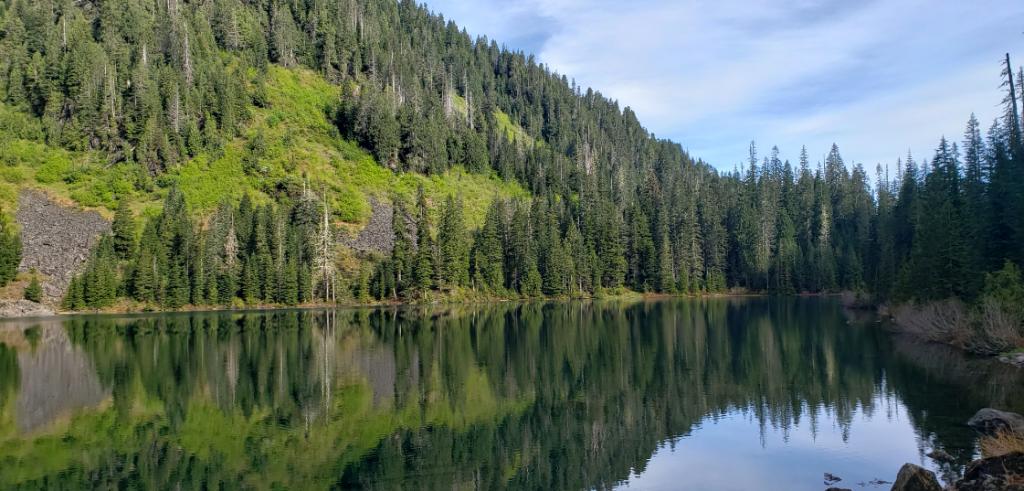 lake 22 in may 2019