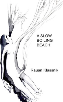 slow boiling beach book cover rauan klassnik
