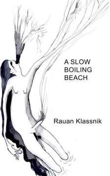 slow boiling beach book cover rauan klassnik